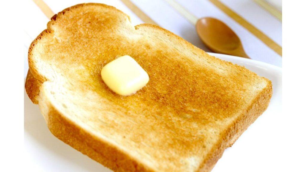 トースト画像